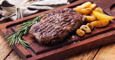 7 основных видов прожарки мясного стейка