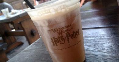 Сливочное пиво из Гарри Поттера.