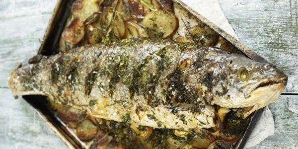 Как приготовить рыбу: 9 крутых рецептов от Джейми Оливера