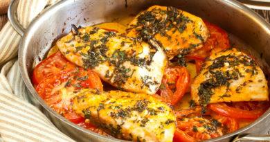 Как приготовить рыбу в духовке очень вкусно