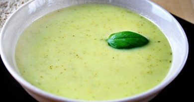 Суп из сельдерея