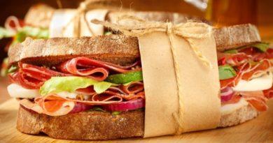Звездная пятерка самых вкусных бутербродов