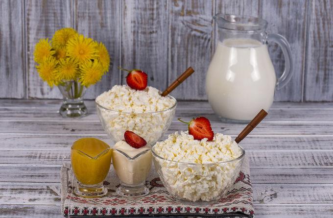 Творожный десерт с одуванчиками: незаслуженно забытый бабушкин рецепт