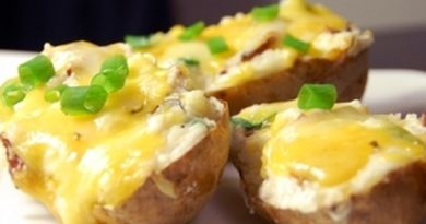 Картофель «Ускоренный ужин»