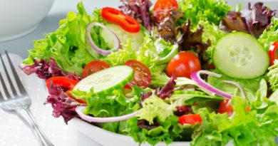 Американский рубленый салат