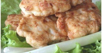 Куриные шанешки — блюдо, которое я могу есть хоть каждый день!