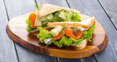 10 вариантов бутерброда
