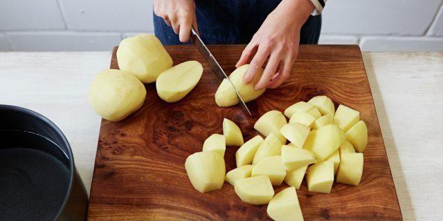 Советы: как и сколько варить картошку