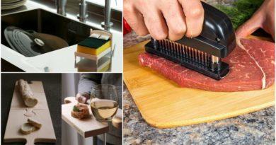 19 необычных гаджетов для вашей кухни