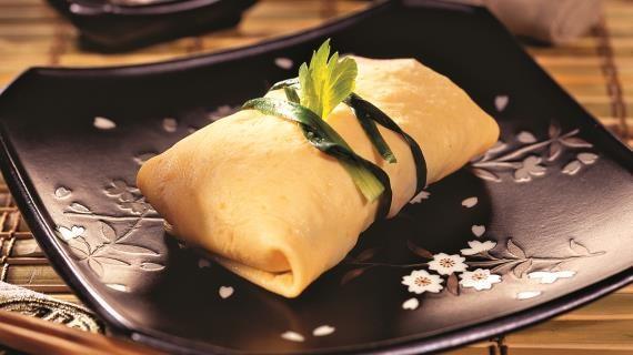 Суши в омлете: простой рецепт экзотического блюда