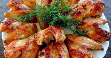 Готовим самые вкусные куриные крылышки: топ 10 лучших рецептов!
