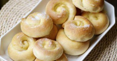 Ensaimadas — великолепные испанские булочки