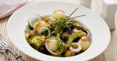 3 оригинальных блюда с оливками и маслинами