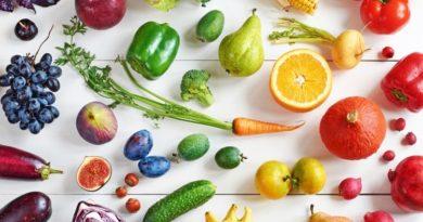 Сколько нужно съедать овощей и фруктов ежедневно, чтобы быть здоровым
