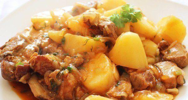 То, что всегда под рукой: Нежнейшее мясо с Картофелем -ТОП-4 самых лучших Рецептов