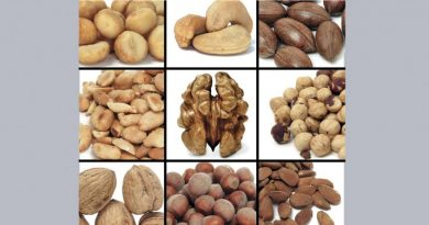 О пользе орехов