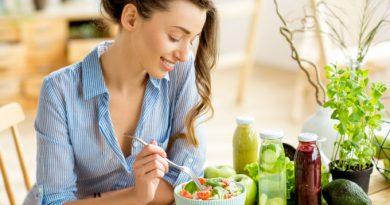 Фитнес-меню: 5 замечательных салатов для стройной фигуры