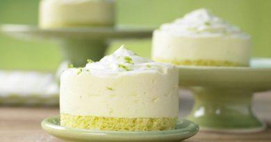 Бисквитные тортики (с сливочным кремом)