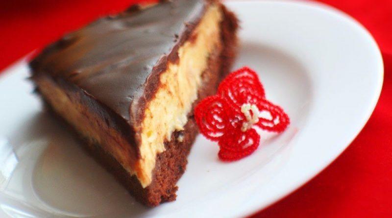 Торт «Milky» (с заварным кремом)