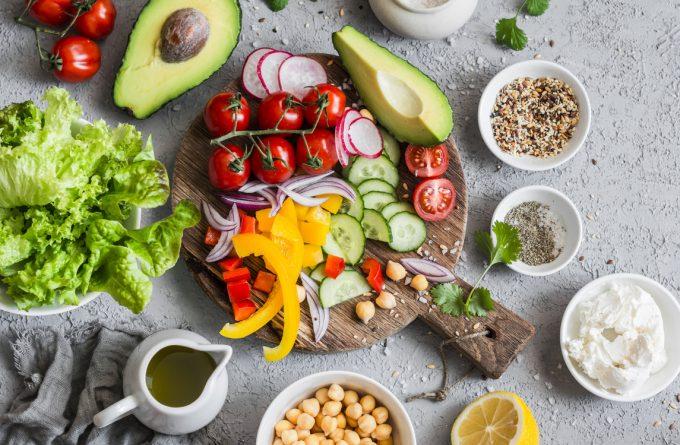 Нет - лишнему весу: как правильно сочетать продукты