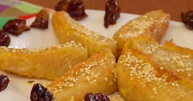 Китайский пирог