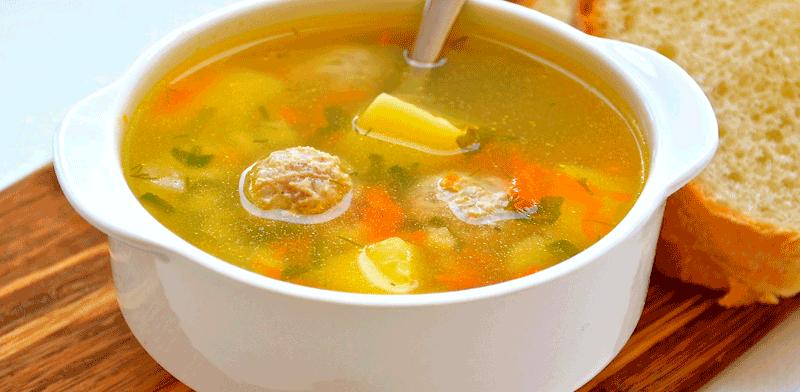 Легкие супы на каждый день. 5 рецептов