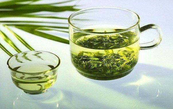 15 причин пить зеленый чай