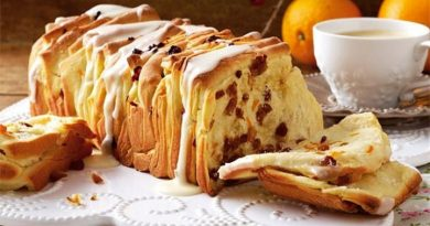 Этот апельсиновый хлеб пекла еще моя бабушка..Просто восторг для гостей!