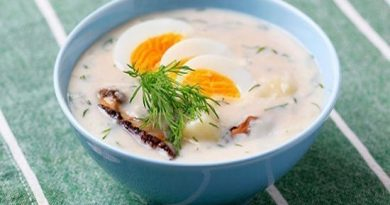 Французский куриный суп-пюре