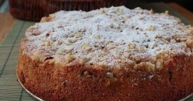 Пирог получился очень вкусный!!Прям обалденный! Попробуйте!