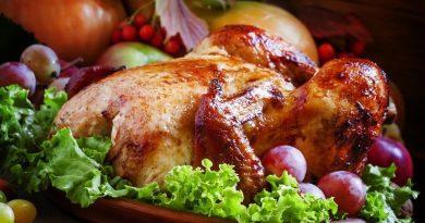 Медовый цыпленок