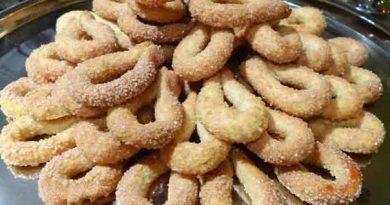 Вкусное хрустящее печенье
