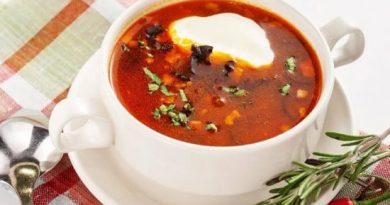 Солянка сборная классическая – ресторанное блюдо в домашнем меню.