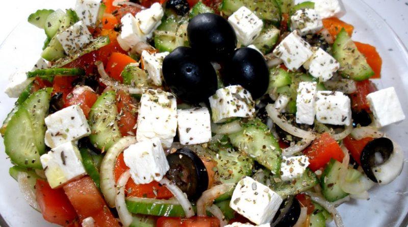 Как приготовить греческий салат