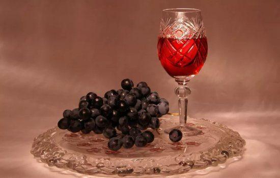 Настойка из винограда в домашних условиях – это не вино!