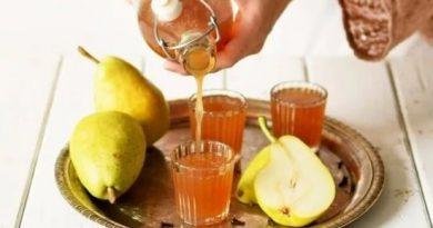Настойка из груши в домашних условиях – аппетитный алкоголь!