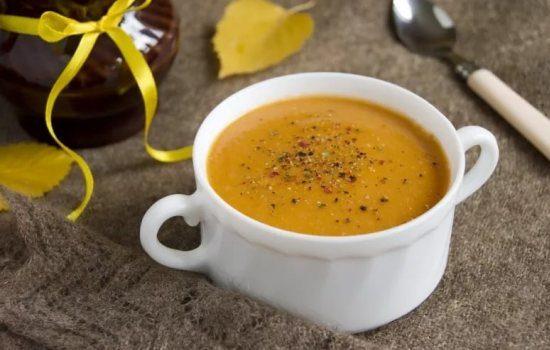 Полцарства за тарелку супа-пюре из чечевицы!