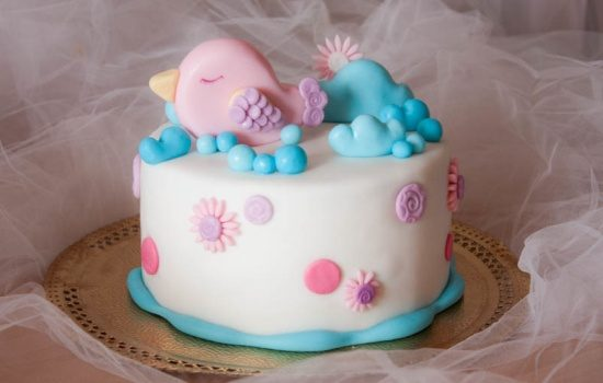 Торт для девочки своими руками