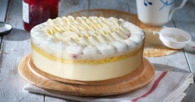 Торт «Пломбирный» – лакомство со вкусом пломбира.