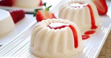 Десерт из молока – полезно и вкусно!