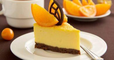 Цитрусовый десерт – для хорошего настроения!