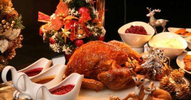 Рождественский гусь – главное блюдо сочельника!