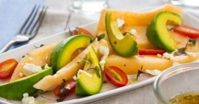 Салат с дыней – вот это восторг!