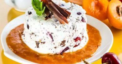 Творожные десерты – лёгки и полезны.