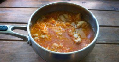Азу из свинины – ароматное блюдо с насыщенным вкусом!
