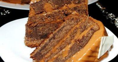 """Торт """"Шоколадное кухэ"""""""