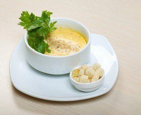 Луковый суп по-испански.