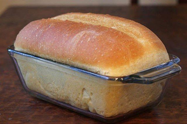 Вкуснейший хлеб в духовке.