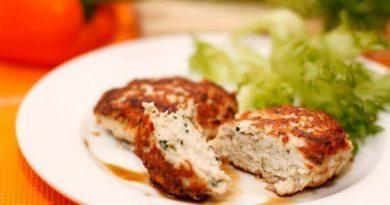Рецепт сочных и вкусных куриных котлет