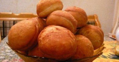 """Пончики """"Вкуснющие"""""""